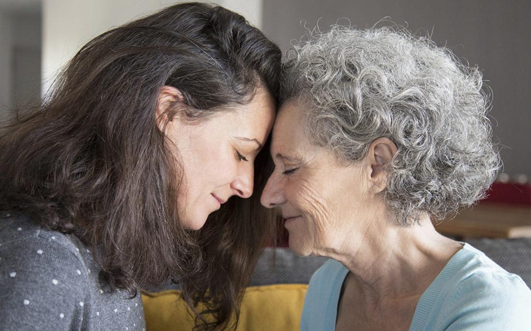 Aging e attachment: relazioni precoci di caregiving e Invecchiamento
