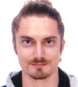 Ian Stoppa - PHD student- Aging project Uniupo