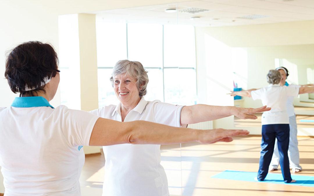 I muscoli e l'età: la sarcopenia si combatte con l'esercizio-terapia