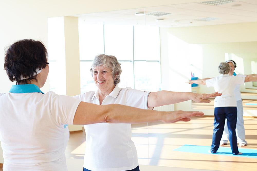 sarcopenia e attività fisica - AGING Project