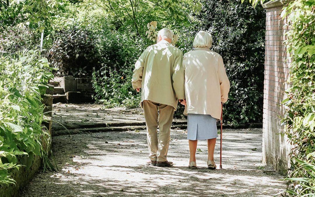 La prevenzione delle cadute nell'anziano