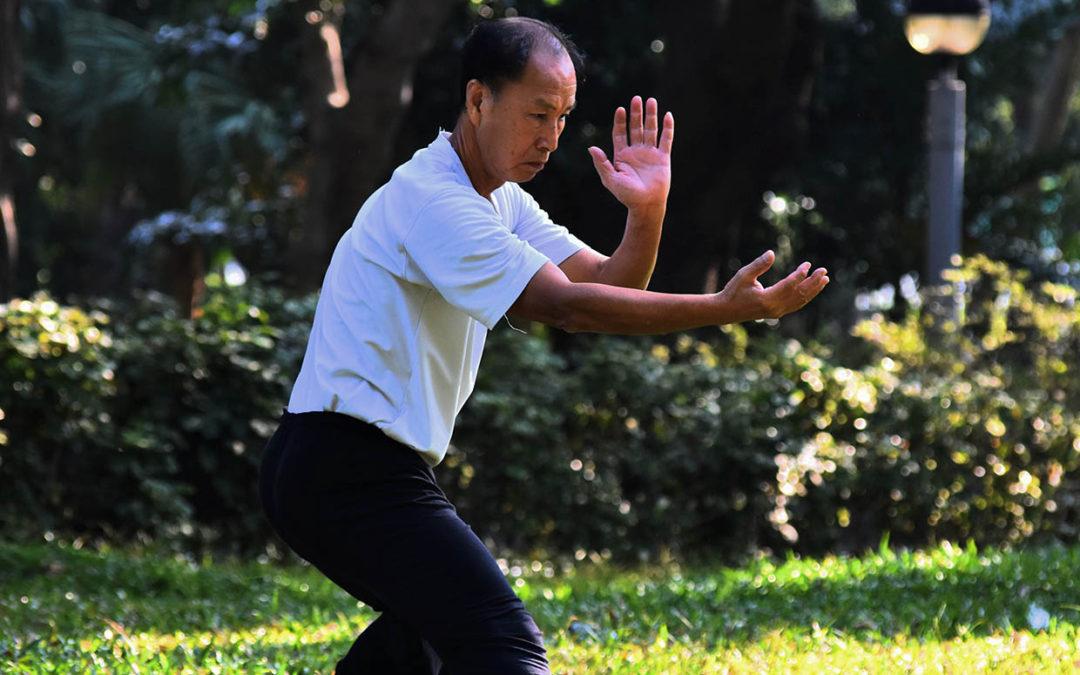 Tai Chi: equilibrio e cadute nelle persone in età avanzata