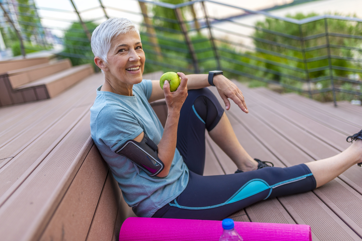 Healthy lifestyle and healthy life expectancy - Aging Project Uniupo