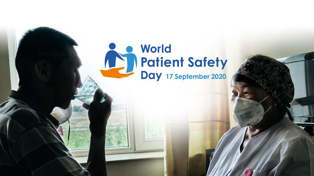 Patient safety day - Aging Project UPO