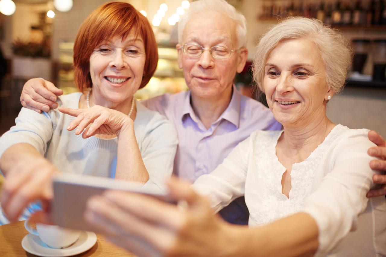 teoria della selettività socio-emotiva - Aging project