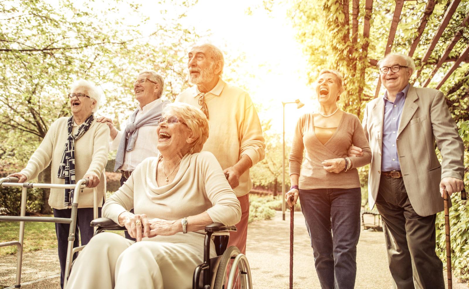 com'è cambiata la vecchiaia - Aging Project UniUPO